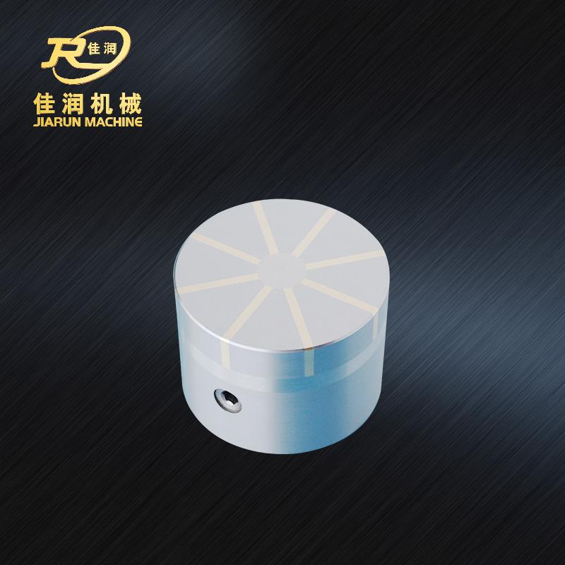 圆形放射永磁吸盘100