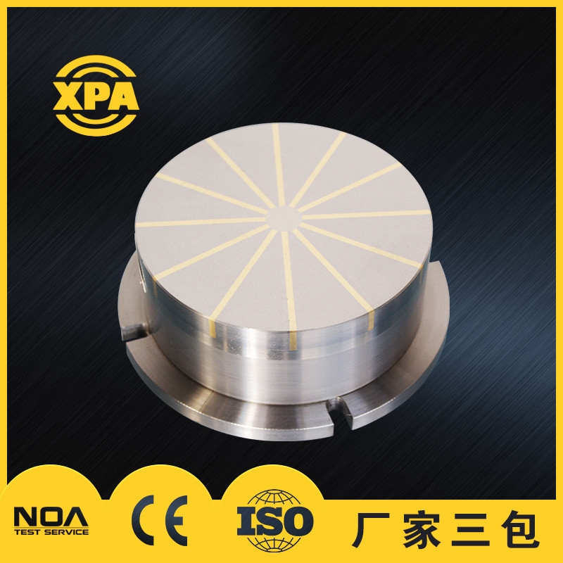 圆形放射永磁吸盘160(定制)