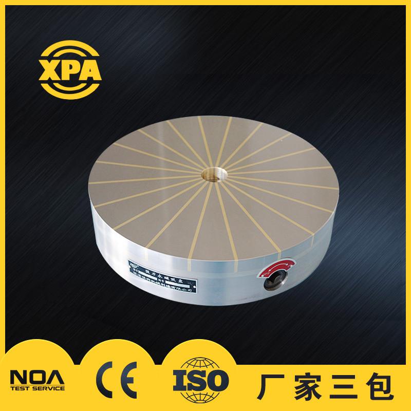 重庆圆形放射永磁吸盘450